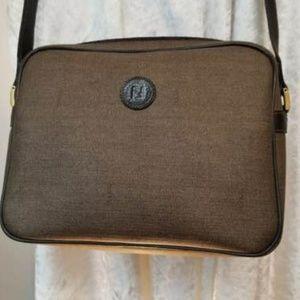 Authentic Fendi Roma Handbag